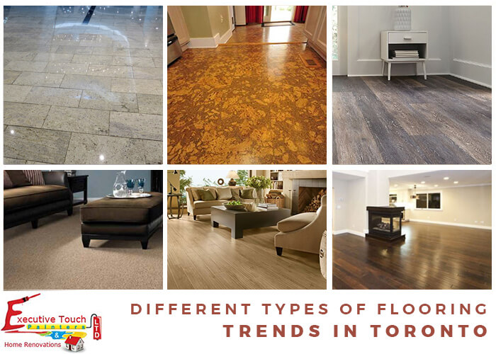 Diffe Types Of Flooring Trends In