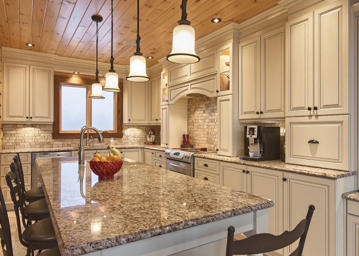 Create Style and Substance in the Counter tops - Best Kitchen Ideas of 2019 - ET Painting