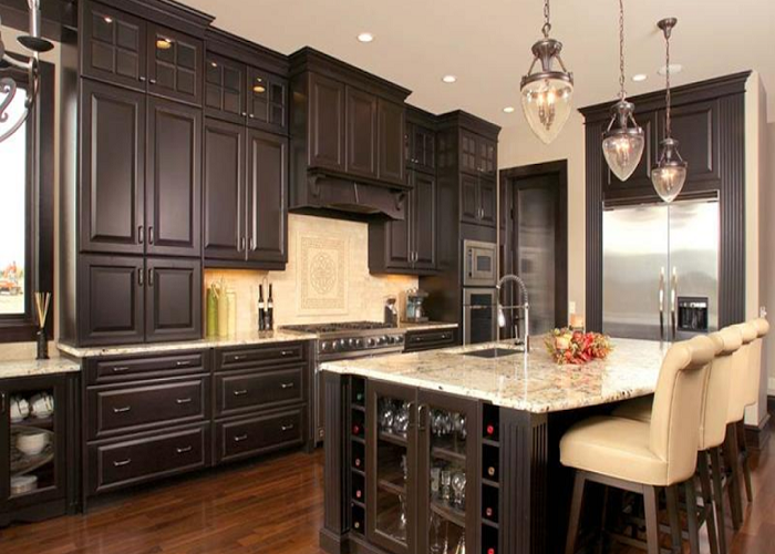Reinvent the New Cabinets - Kitchen Renovation Ideas - ET Painting