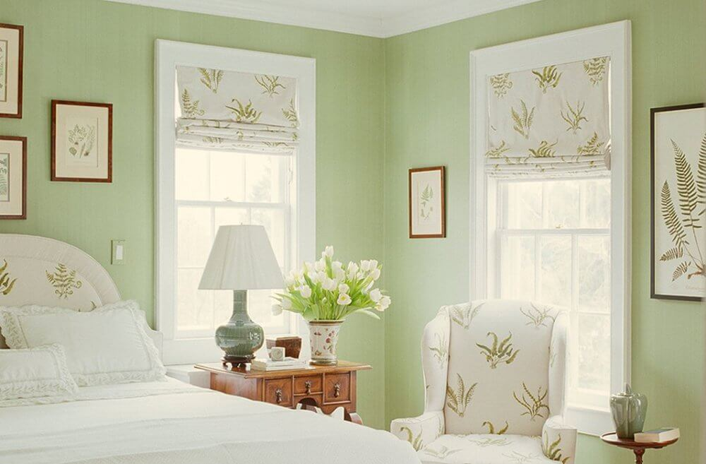 Soft Green - Soft Paint Colors for Bedroom